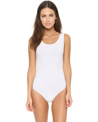 Yummie by Heather Thomson Yummie Ruby Scoop Neck Bodysuit