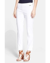 Tory Burch Callie Seamed Crop Pants
