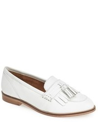 White tassel loafers original 2576769
