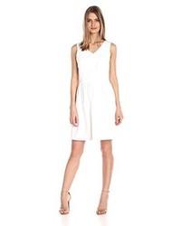 Kensie soft textured geo dress medium 799896