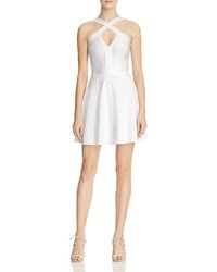 GUESS Mirage Textured Fit And Flare Dress
