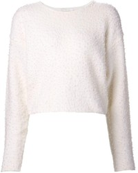 Chloé Textured Pullover Sweater