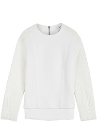 Textured sweatshirt medium 146859