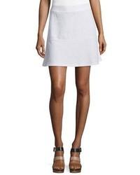 MICHAEL Michael Kors Michl Michl Kors Textured Jacquard Miniskirt