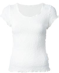 Issey miyake textured t shirt medium 180227