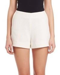 Rag & Bone Cora Textured Shorts