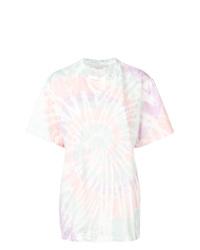 Stella McCartney Oversized Tie Dye T Shirt