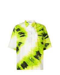 Prada Tie Dyed Shirt