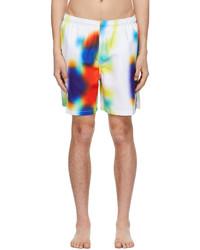Stussy Multicolor Soul Water Swim Shorts