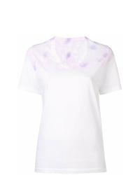 MM6 MAISON MARGIELA Tie Dye Detail T Shirt