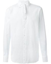 Ann Demeulemeester Neck Tie Shirt
