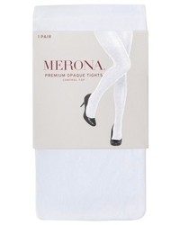 Merona Premium Control Top Opaque Tights