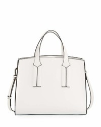 French Connection Coy Faux Leather Tote Bag
