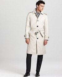 White Trenchcoats for Men | Men's Fashion