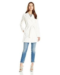 Milly single breasted trench with linenlace medium 3641151