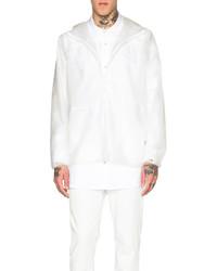 Off-White Short Raincoat