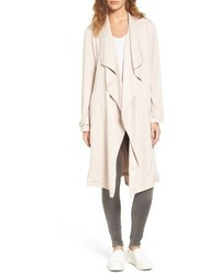 BB Dakota Barkly Drape Front Trench Coat