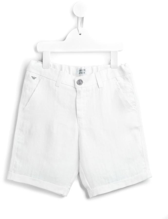 Armani Junior Smart Trousers