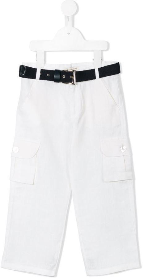 Cashmirino Cargo Trousers