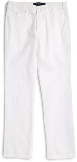 Ralph Lauren Skinny Twill Pants