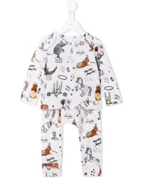Stella McCartney Kids Circus Print T Shirt And Trouser Set