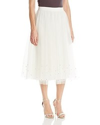 Bailey 44 Sunday Jumps Tulle Full Skirt With Crystals