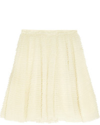 RED Valentino Redvalentino Ruffled Tulle Skirt