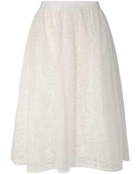 White tulle full skirt medium 4911274
