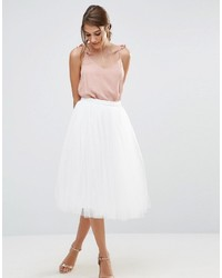 Midi tulle skirt medium 5023473