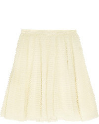 Redvalentino ruffled tulle skirt medium 83996