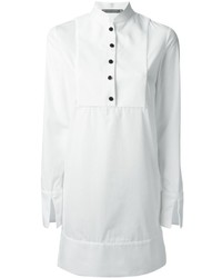 Alexander McQueen Stand Up Collar Tunic