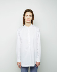 Proenza Schouler Mandarin Collar Tunic