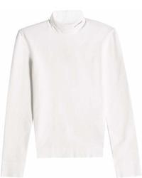 Calvin Klein 205w39nyc Cotton Turtleneck Top