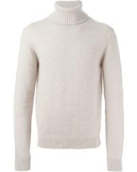Ami Alexandre Mattiussi Roll Neck Sweater