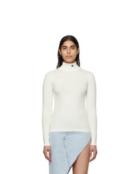 Misbhv Off White The Jersey Turtleneck