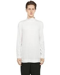 Rick Owens Light Stretch Viscose Shirt