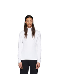 Vetements White Star Wars Edition Logo Turtleneck