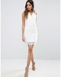 7e0e53d71882 ... White Tuxedo Dresses Girls On Film Blazer Dress With Crochet Hem Girls  On Film Blazer Dress With Crochet Hem ...