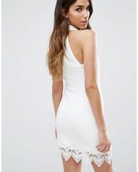 634d6bf677b4 Girls On Film Blazer Dress With Crochet Hem, $38 | Asos | Lookastic.com