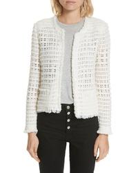 IRO Le Crochet Jacket