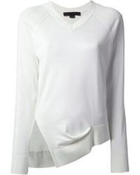 Alexander Wang V Neck Sweater