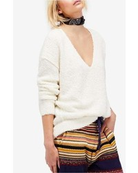 Lofty v neck sweater medium 6988709