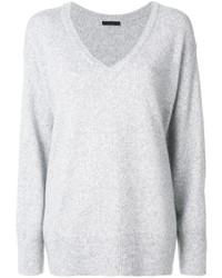 The Row V Neck Sweater
