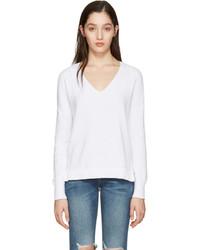 White taylor sweater medium 1151868