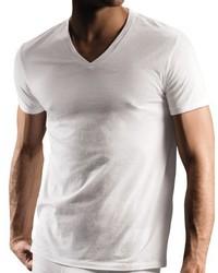 DKNY 3 Pack V Neck Tee Shirt