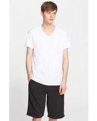 prada authentic bags - Men's Beige Blazer, White V-neck T-shirt, Mint Chinos, White ...