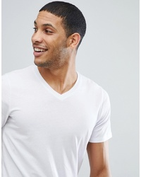 Jack & Jones Essentials V Neck T Shirt