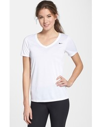 Nike Legend 20 Short Sleeve V Neck Tee