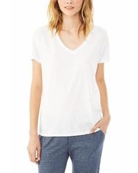 Alternative Apparel Perfect V Neck T Shirt
