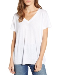 Wildfox Romeo V Neck Tee